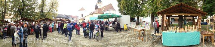 Jesenny kulturny festival Sabinov panorama _2