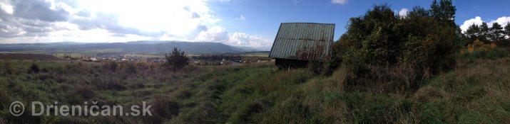 Na hornom konci na dolnom konci Drienica panorama_4