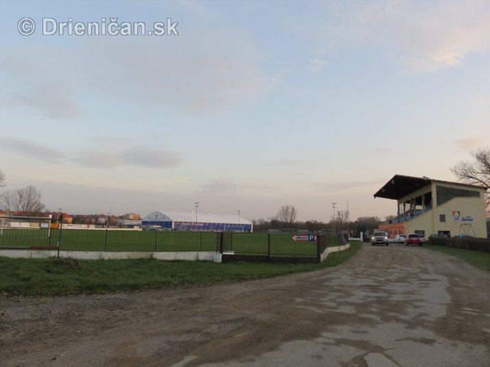 Zimný štadión v Sabinove