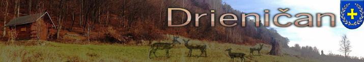 Logo č.36 , Srnky pod Hájom, Drienica november...