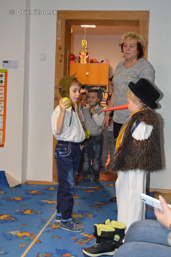 Vianocna besiedka v materskej skole Drienica_11