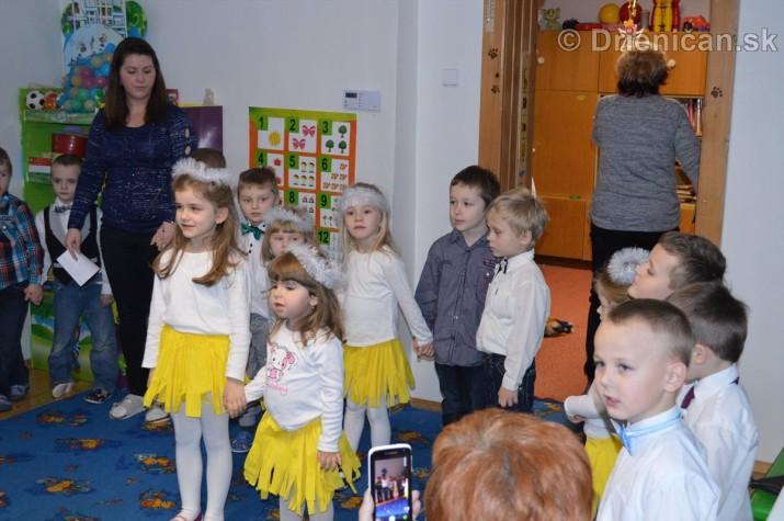 Vianocna besiedka v materskej skole Drienica_22