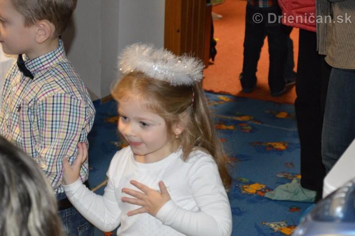 Vianocna besiedka v materskej skole Drienica_36