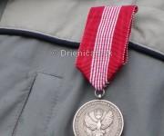 Pamatna medaila-70 vyrocia SNP a ukoncenia druhej svetovej vojny