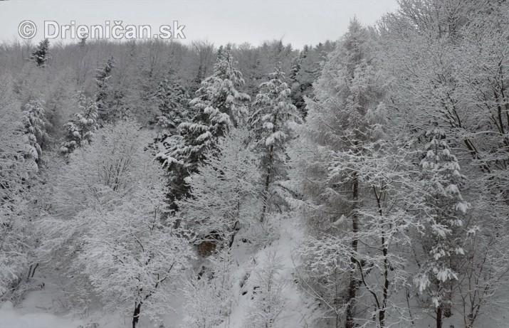 Drienica Lysa pod snehom_11