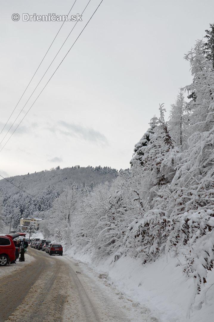 Drienica Lysa pod snehom_23