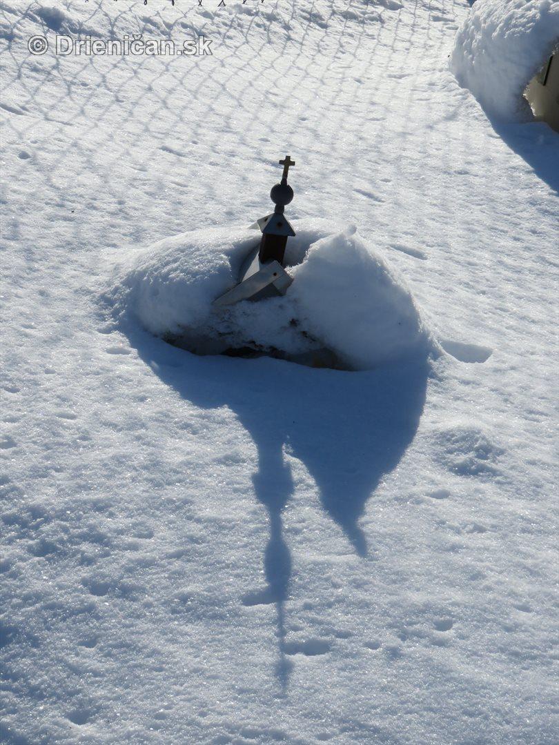 Miniatury pod snehom_2