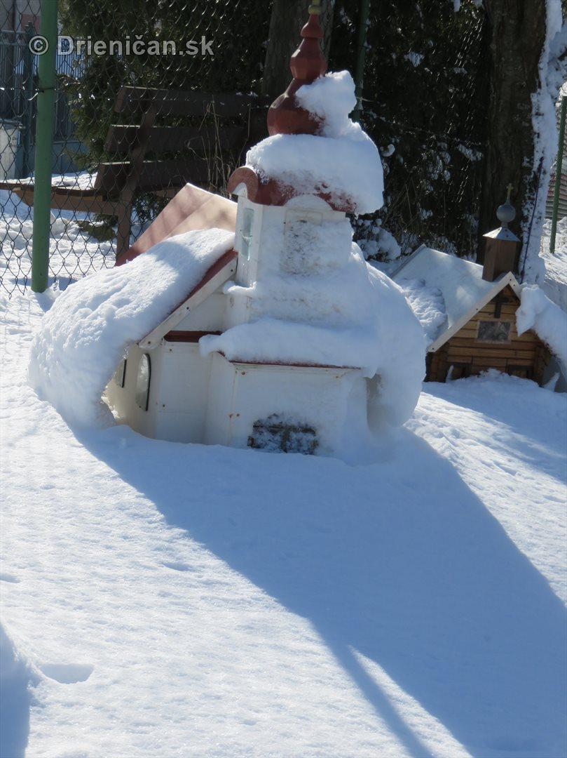 Miniatury pod snehom_3