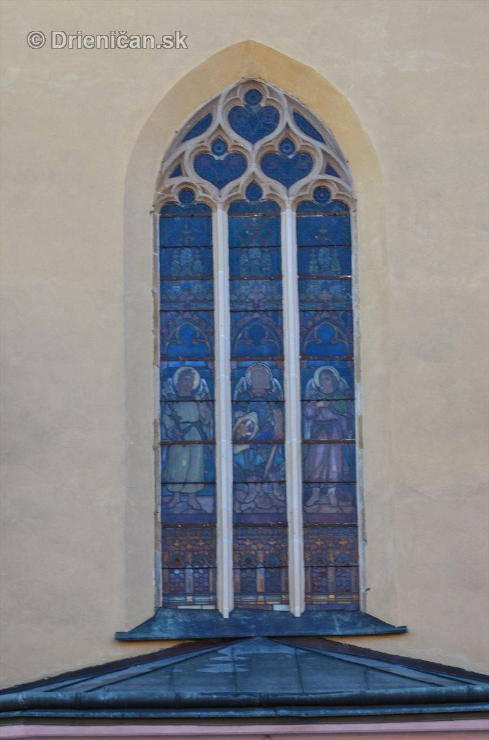 Chram sv Jana Krstitela v Sabinove_11
