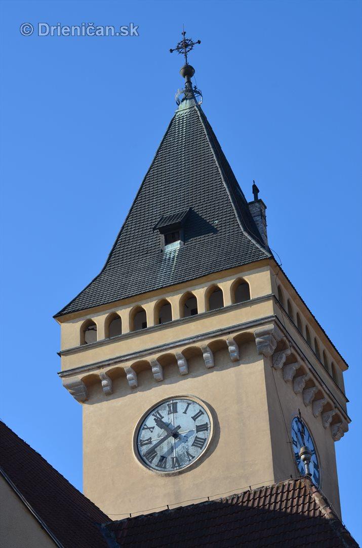 Chram sv Jana Krstitela v Sabinove_14