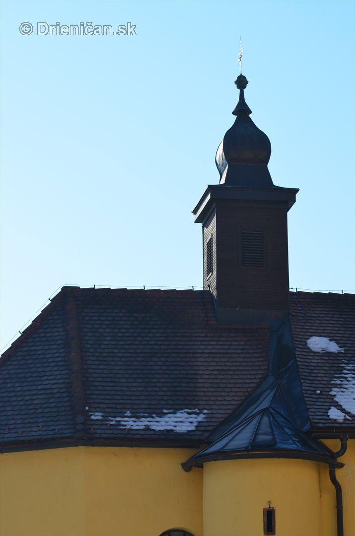 Chram sv Jana Krstitela v Sabinove_17