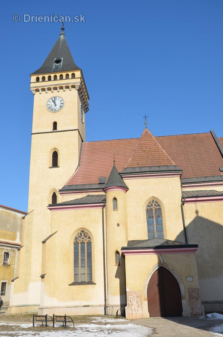 Chram sv Jana Krstitela v Sabinove_27