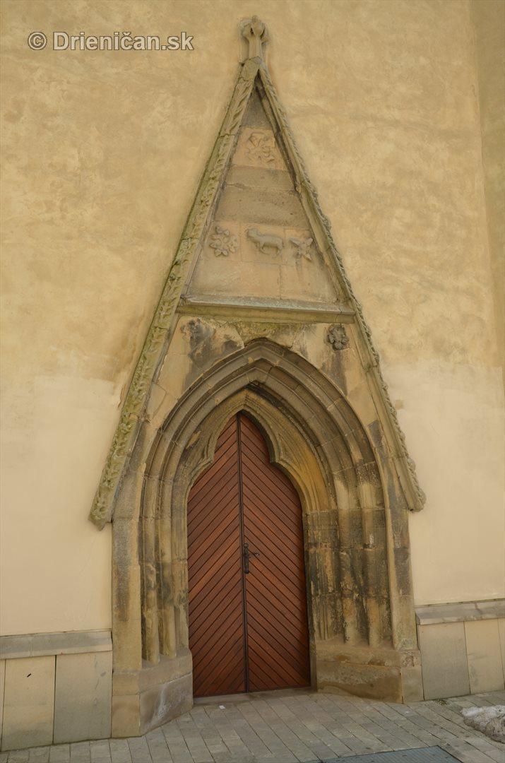 Chram sv Jana Krstitela v Sabinove_31