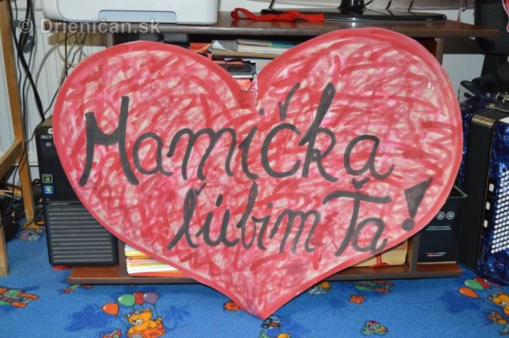 Den matiek v materskej Skolke Drienica_50