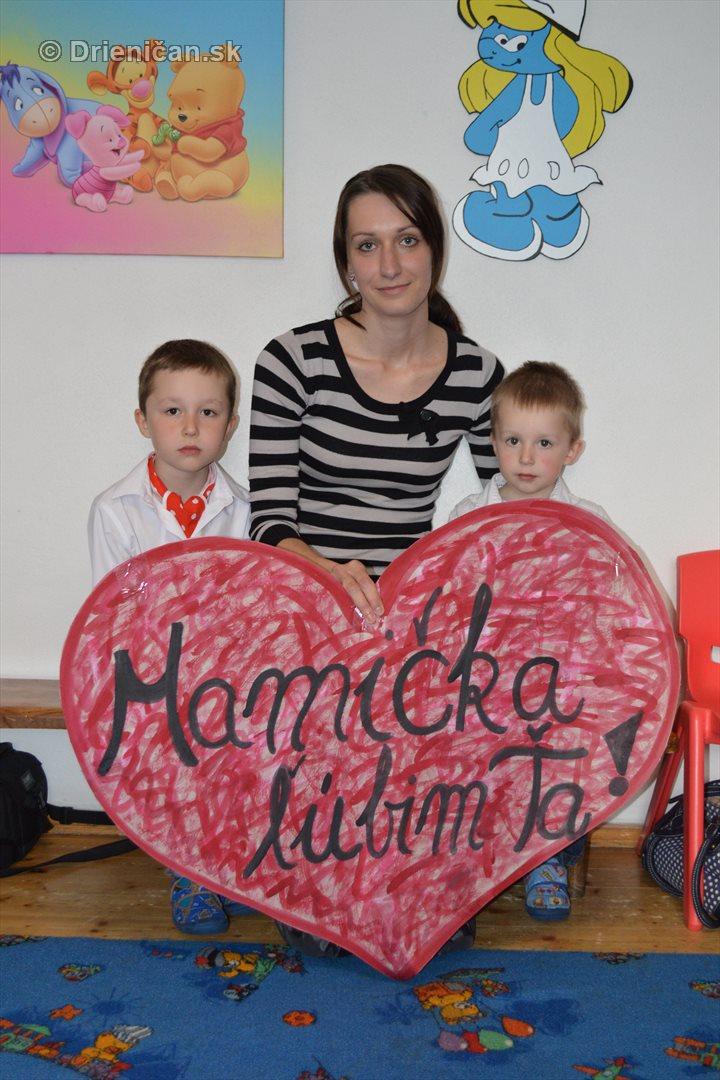 Den matiek v materskej Skolke Drienica_55
