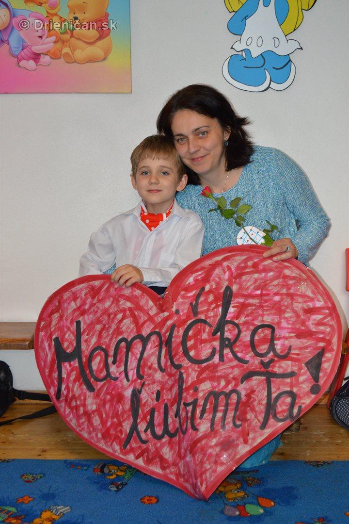 Den matiek v materskej Skolke Drienica_58