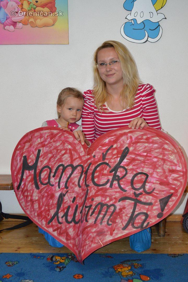 Den matiek v materskej Skolke Drienica_61