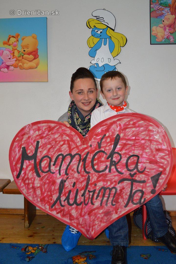 Den matiek v materskej Skolke Drienica_62