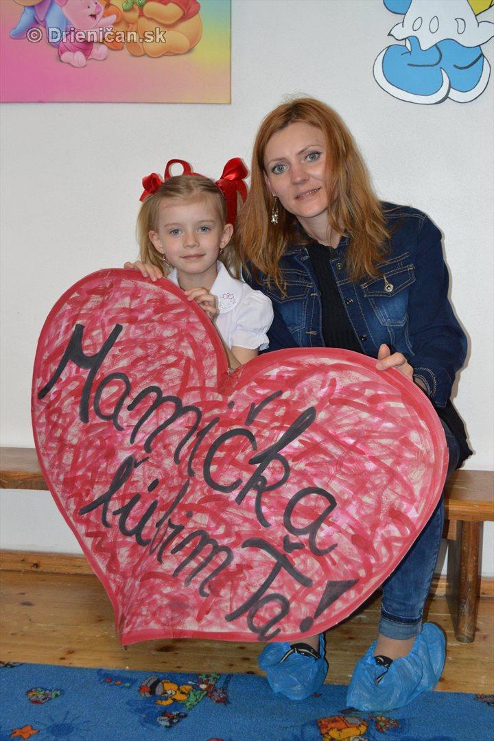 Den matiek v materskej Skolke Drienica_63