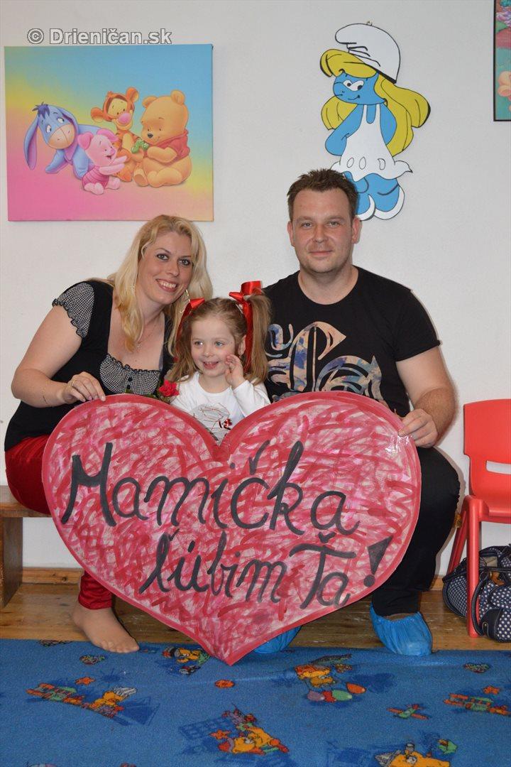 Den matiek v materskej Skolke Drienica_66