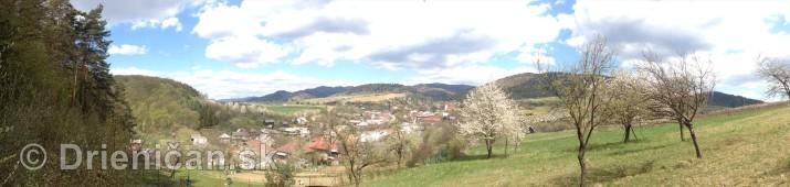 Ked Drienica v maji zakvitne panorama_01