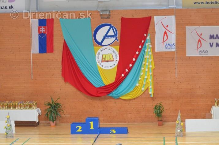 Majstrovstva Slovenska v mazoretkovom sporte Sabinov_08
