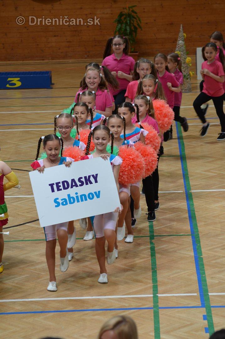 Majstrovstva Slovenska v mazoretkovom sporte Sabinov_17