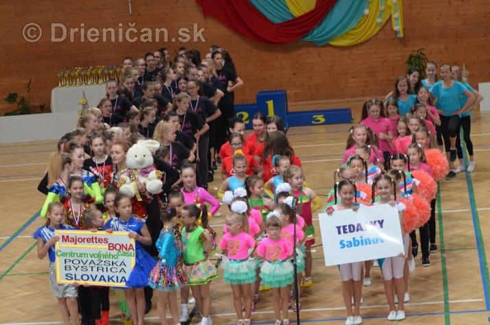 Majstrovstva Slovenska v mazoretkovom sporte Sabinov_18