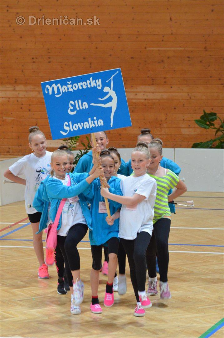 Majstrovstva Slovenska v mazoretkovom sporte Sabinov_19