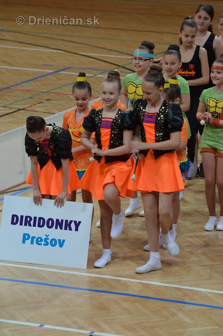 Majstrovstva Slovenska v mazoretkovom sporte Sabinov_23