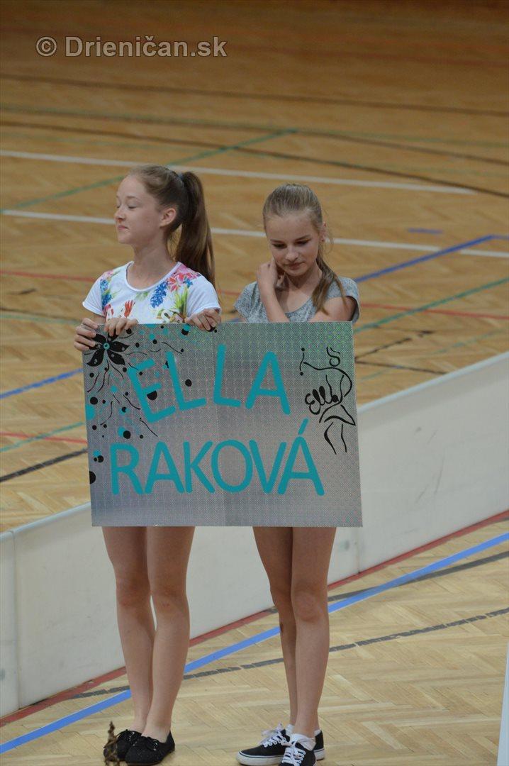 Majstrovstva Slovenska v mazoretkovom sporte Sabinov_25
