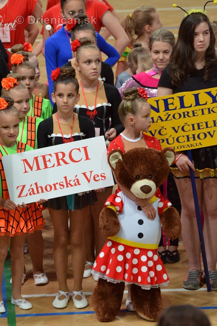 Majstrovstva Slovenska v mazoretkovom sporte Sabinov_30