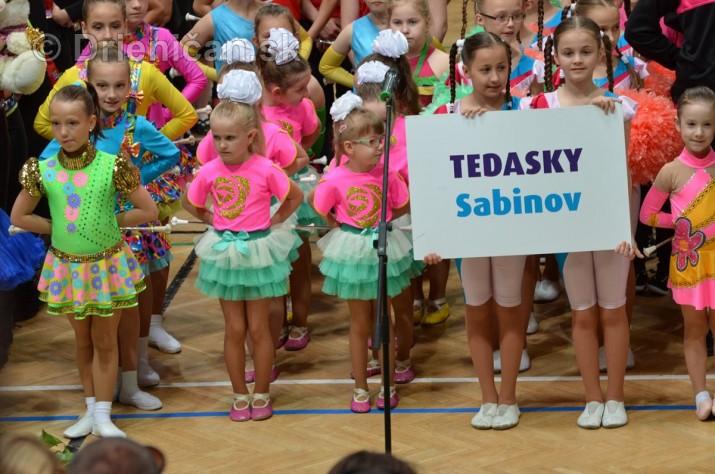 Majstrovstva Slovenska v mazoretkovom sporte Sabinov_31