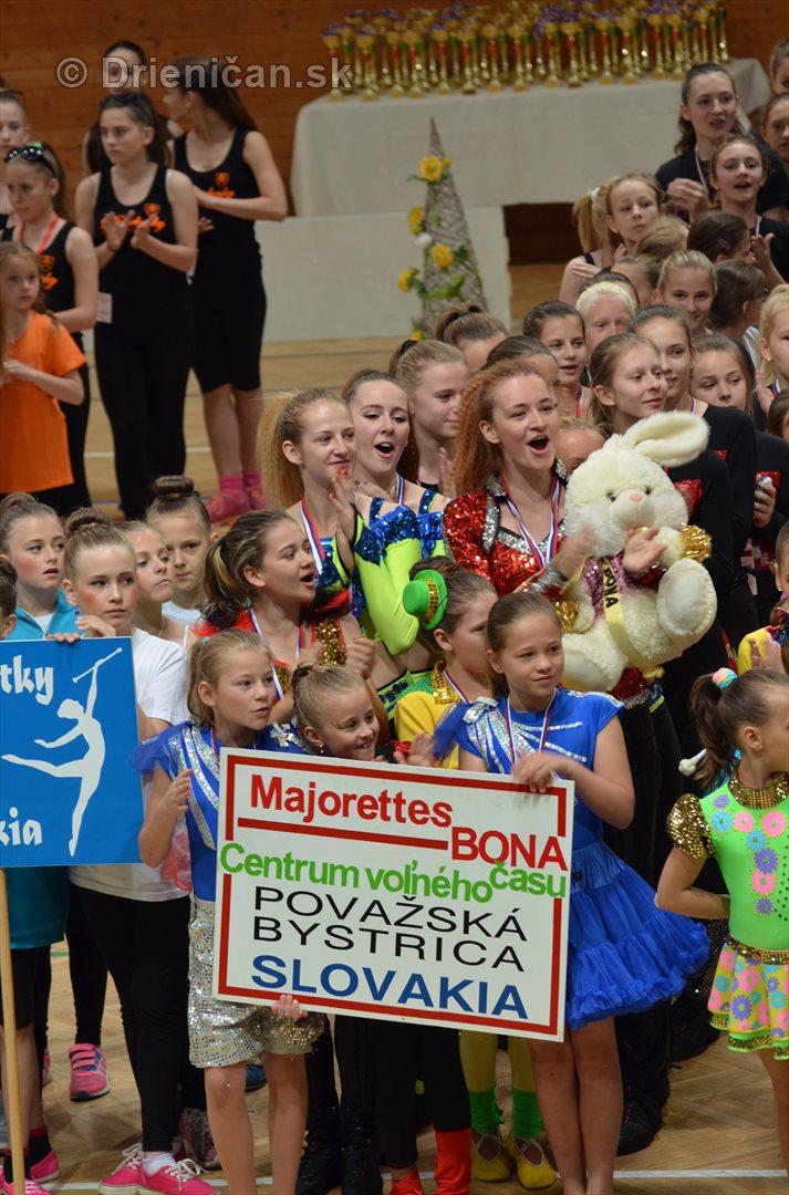 Majstrovstva Slovenska v mazoretkovom sporte Sabinov_32