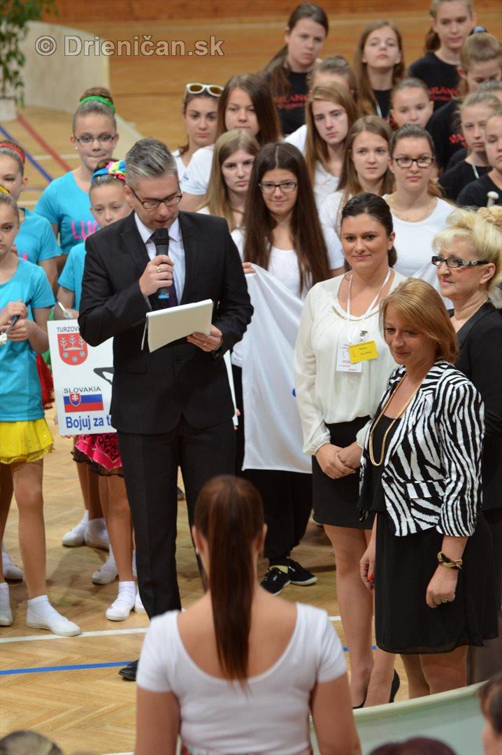 Majstrovstva Slovenska v mazoretkovom sporte Sabinov_33