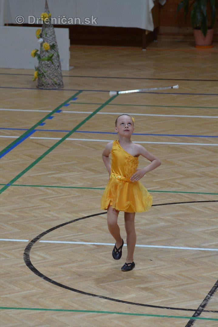 Majstrovstva Slovenska v mazoretkovom sporte Sabinov_46