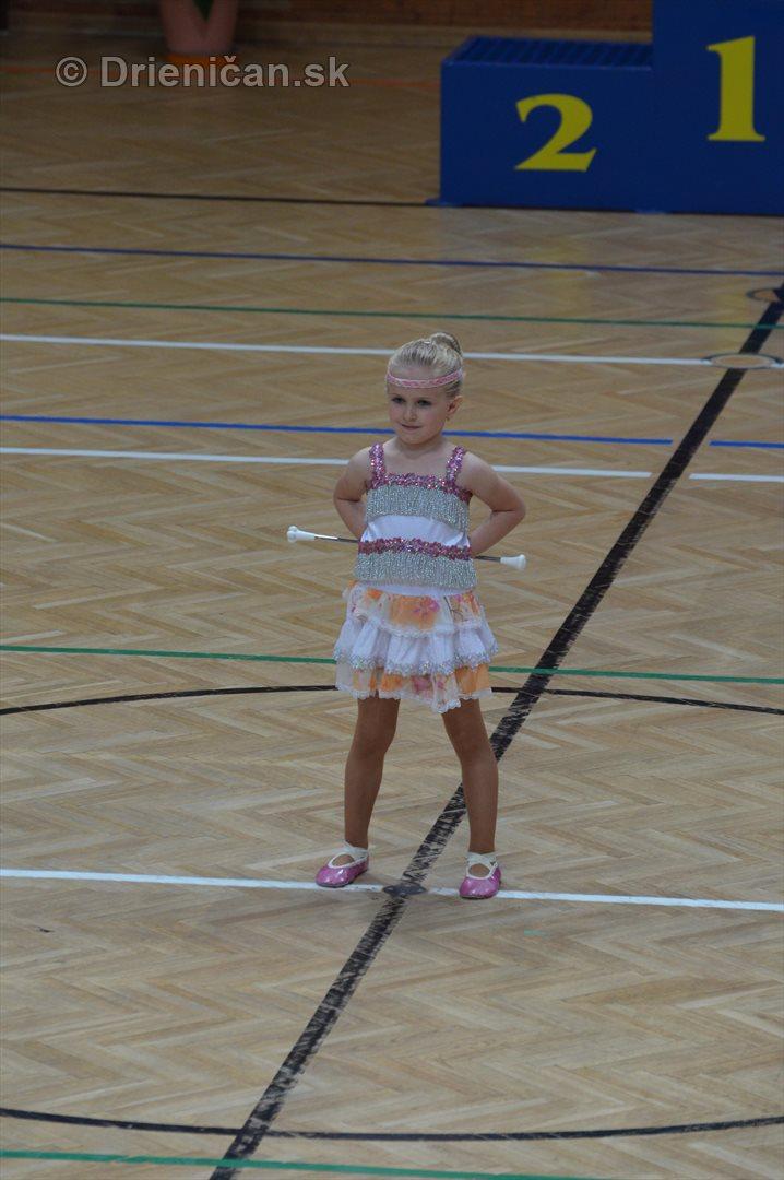 Majstrovstva Slovenska v mazoretkovom sporte Sabinov_48
