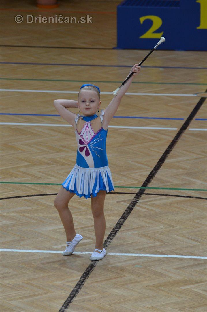 Majstrovstva Slovenska v mazoretkovom sporte Sabinov_50