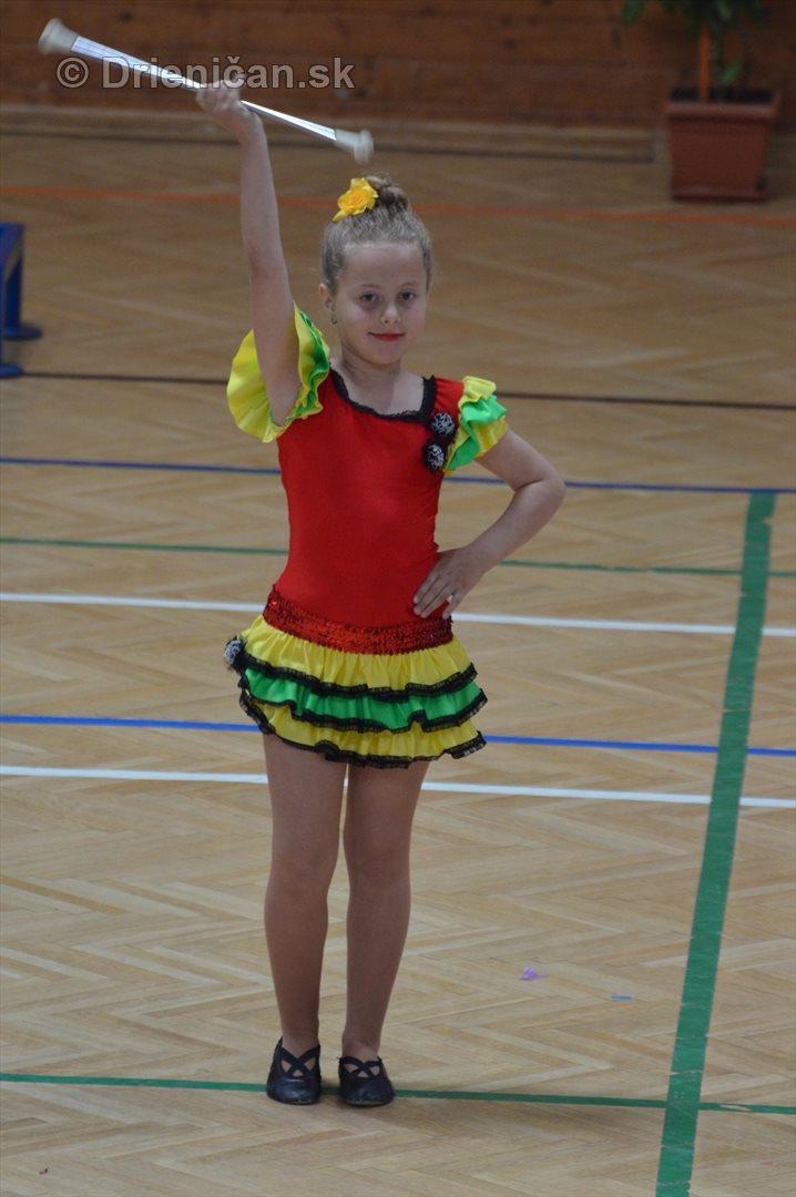 Majstrovstva Slovenska v mazoretkovom sporte Sabinov_52