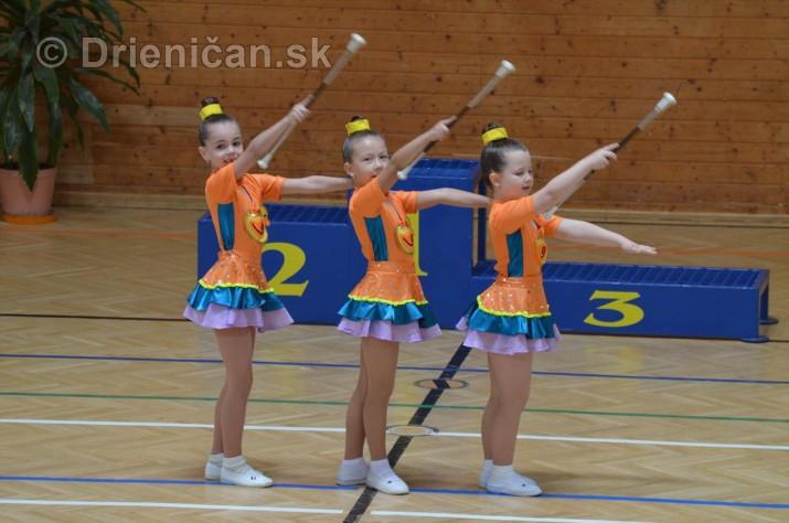 Majstrovstva Slovenska v mazoretkovom sporte Sabinov_58