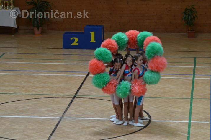 Majstrovstvá Slovenska v mažoretkovom športe Sabinov
