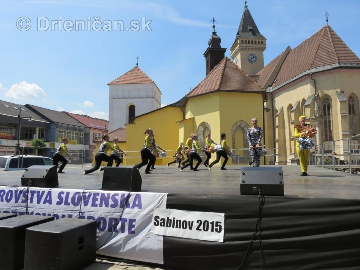 Majstrovstva Slovenska v mazoretkovom sporte mix_14