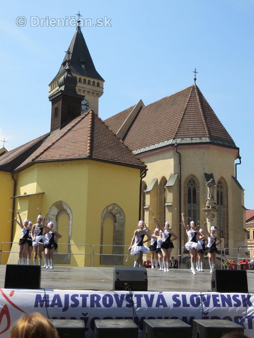 Majstrovstva Slovenska v mazoretkovom sporte mix_15