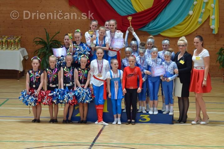 Majstrovstvá Slovenska v mažoretkovom športe foto