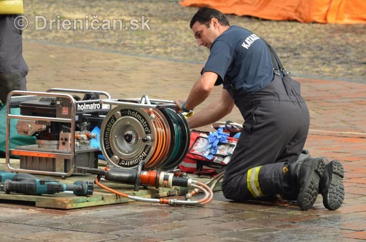 Majstrovstva Slovenskej republiky vo vyslobodzovani zranenych osob z havarovanych vozidiel foto_11