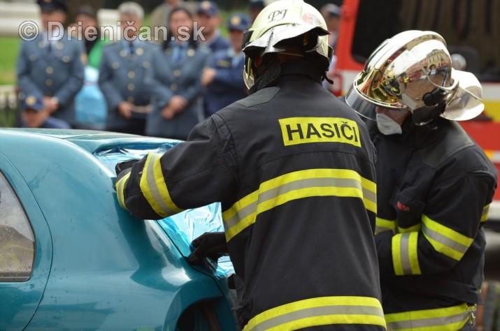 Majstrovstva Slovenskej republiky vo vyslobodzovani zranenych osob z havarovanych vozidiel foto_14