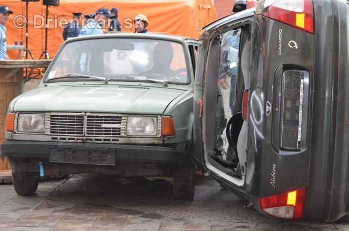 Majstrovstva Slovenskej republiky vo vyslobodzovani zranenych osob z havarovanych vozidiel foto_48