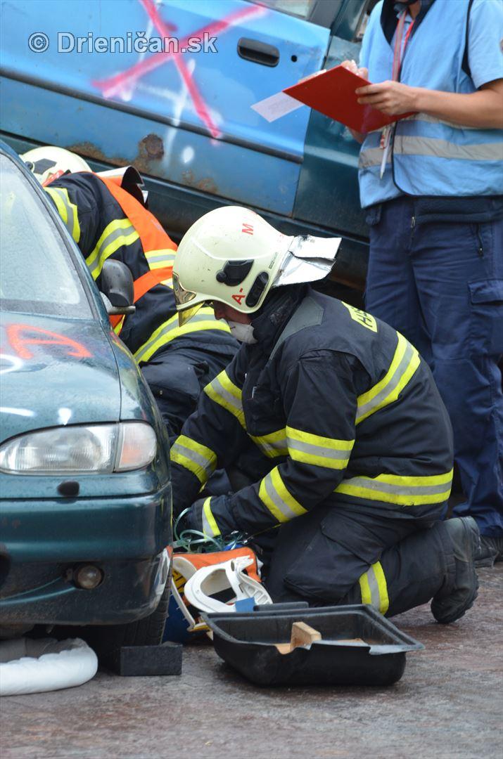 Majstrovstva Slovenskej republiky vo vyslobodzovani zranenych osob z havarovanych vozidiel_50