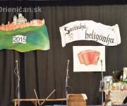 Šarišská Heligónka 2015