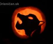Halloweenske pohľady